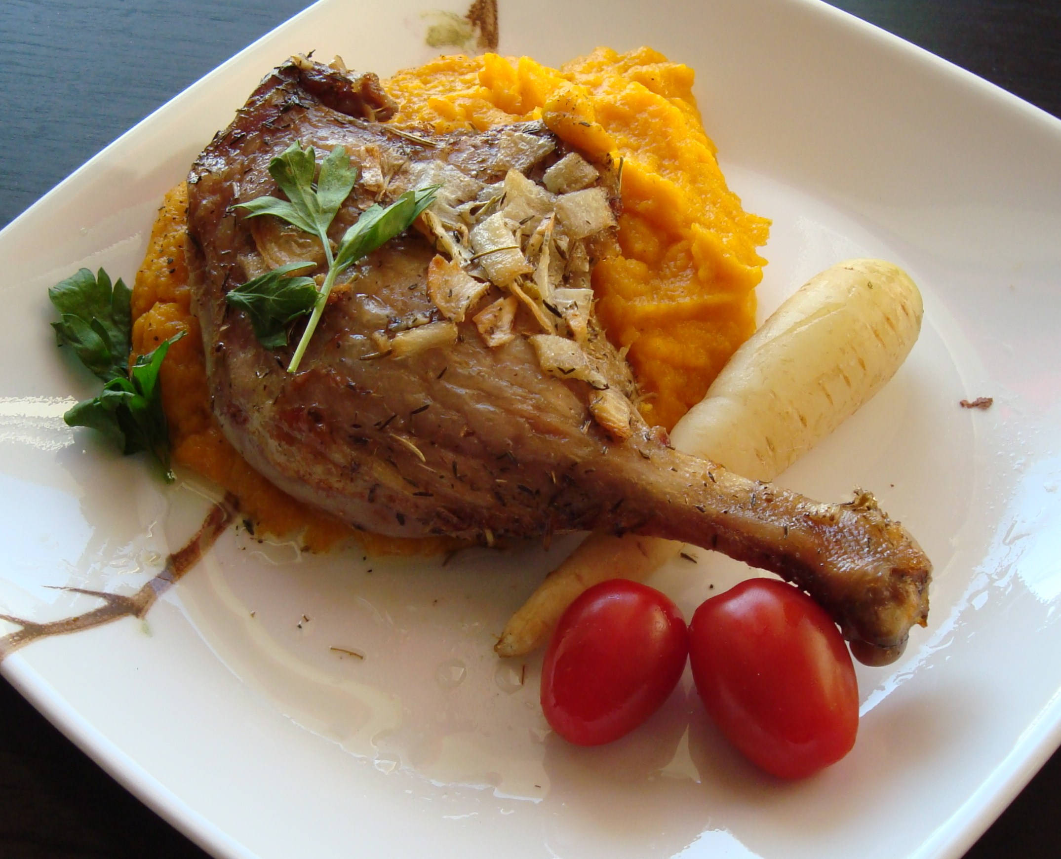 Duck Confit | I Dream of Protein